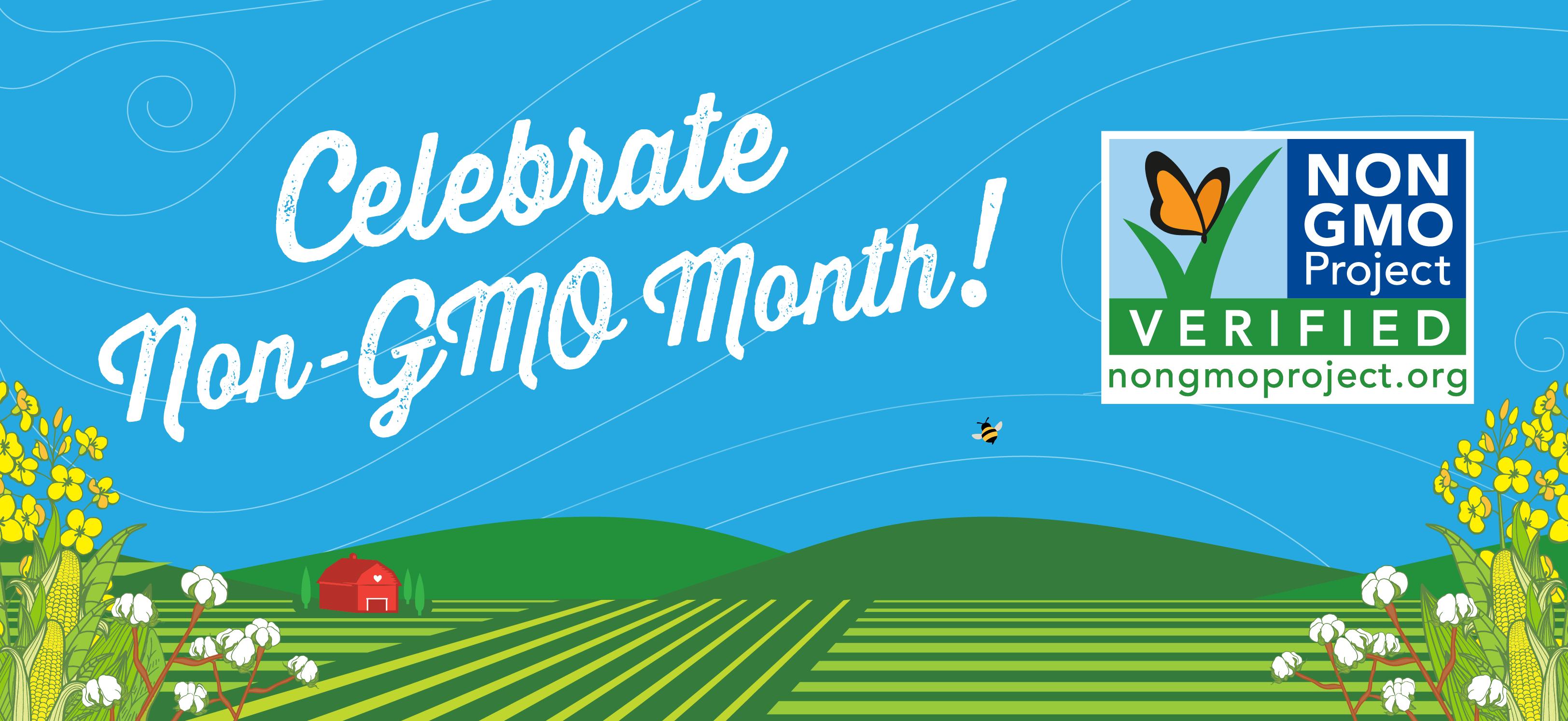 Non GMO Month