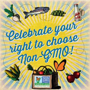 Celebrate Non GMO Month