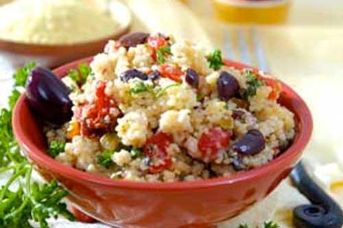 Jeff's Naturals: Mediterranean Couscous