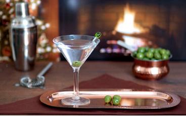 Savory Martini