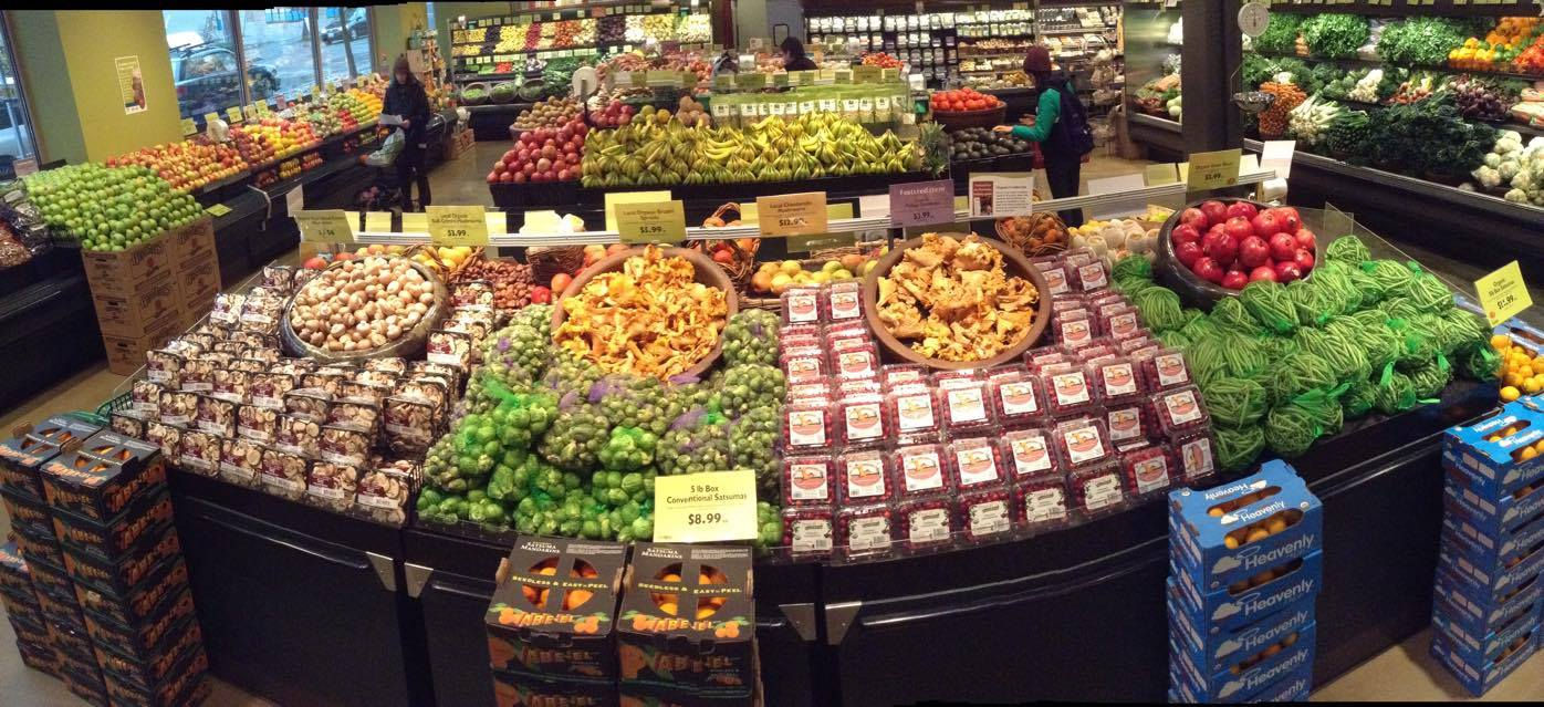 Photo courtesy of PCC Natural Markets - Fremont