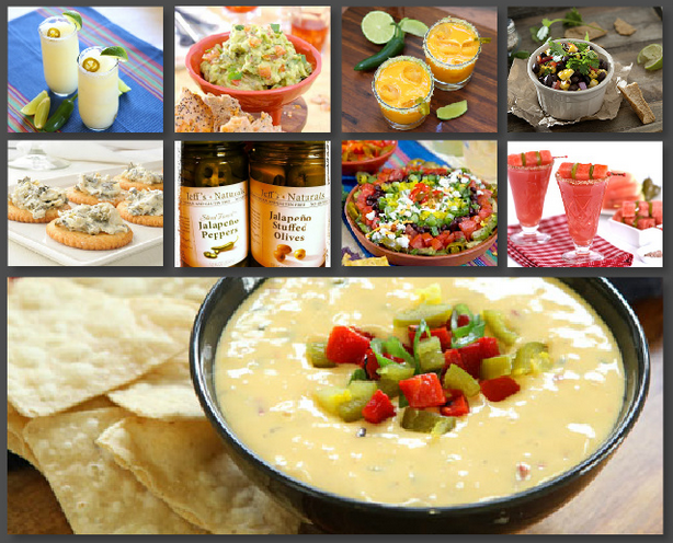 Jeff's Naturals Cinco de Mayo Recipes