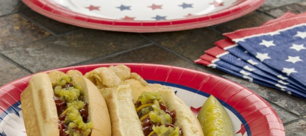 Fourth of July Cookout