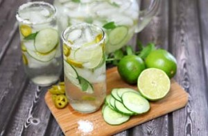 Jalapeño Cucumber Cocktail by Jeff's Naturals