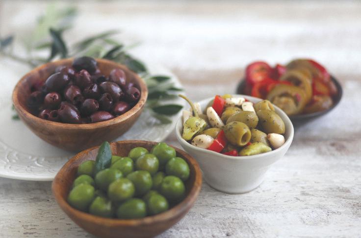 Jeff's Naturals Olives