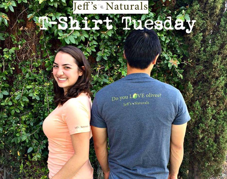 Jeff's Naturals T-Shirts