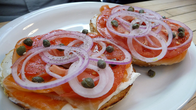 Bagel and Capers