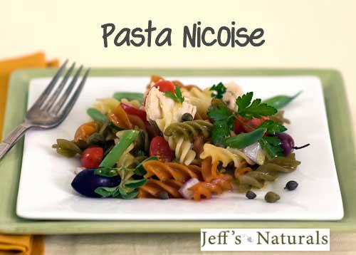 Pasta-Nicoise