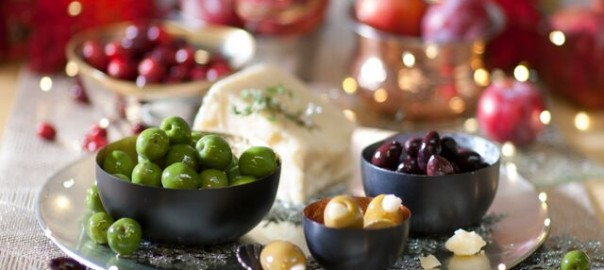 Jeff's Naturals Olives and Peppers