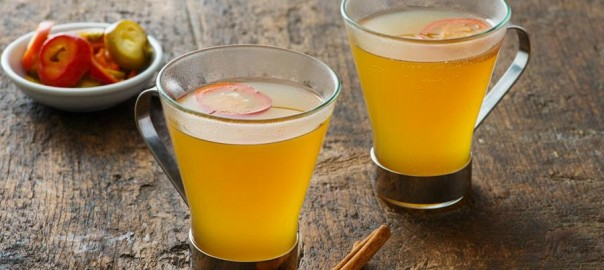 Jeff's Spiked Apple Cider