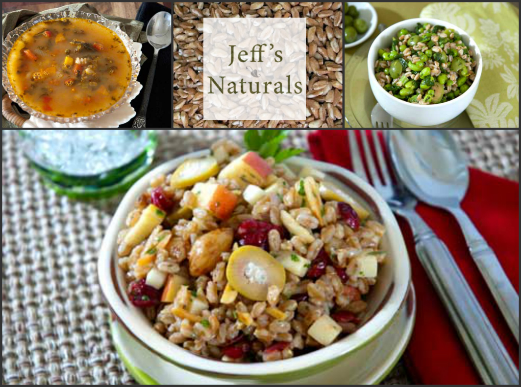 Farro Recipes Jeff's Naturals