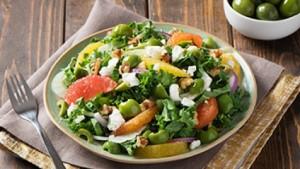 Kale & Citrus Salad