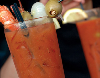Bloody Mary Party