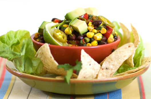 Marinated Mexican Salad