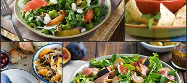 Jeff's Naturals Salad Recipes