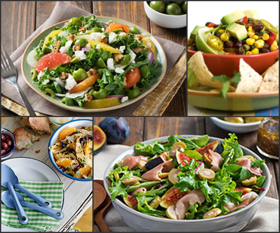 Jeff's Naturals Salad Recipes