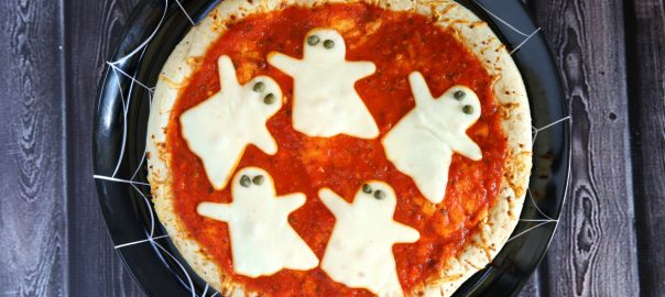Ghostly Pizza Jeff's Naturals