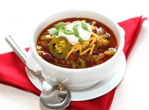 Jeff's Naturals Game Day Chili