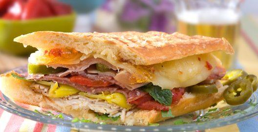 Dagwood Sandwich Jeff's Naturals