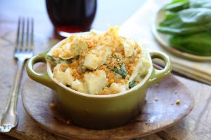 Spinach & Artichoke Mac 'n Cheese