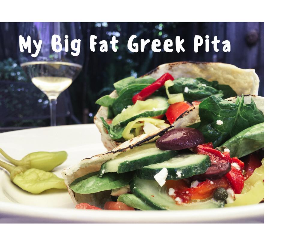 My Big Fat Greek Pita