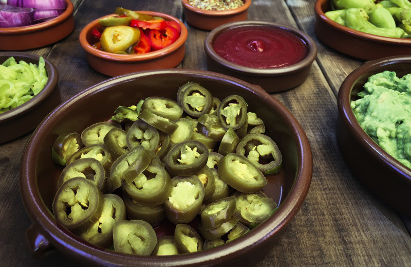 Ever wish jalapeños weren't so spicy?