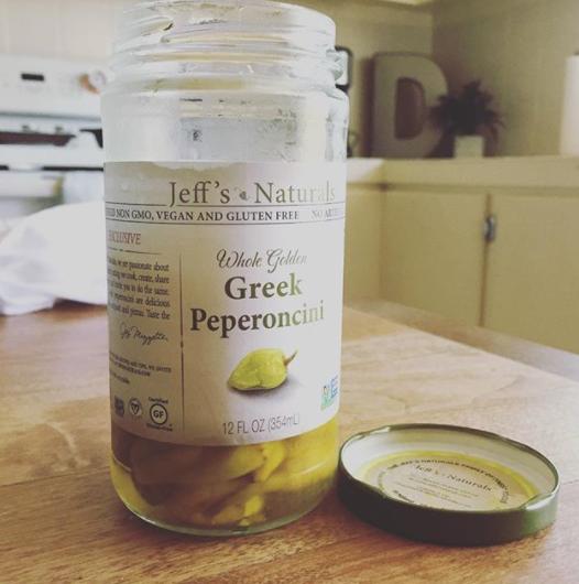 Jeff's Naturals Peperoncini