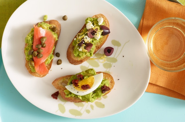 Avocado Toast Sampler