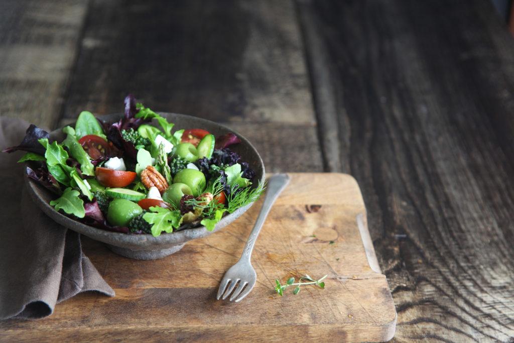 Castelvetrano salad