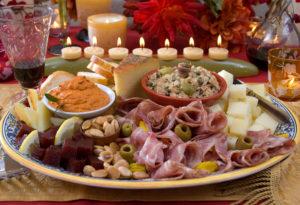 Spanish Antipasto Platter